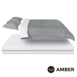 Спален комплект Amber Памучен сатен лукс Urban Mist