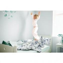 Детски спален комплект перкал Bird Cage