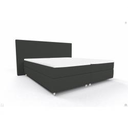 Bed 200/220 OSLO OS BB PP GREY