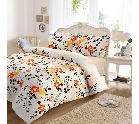 спален комплект Есенна флора