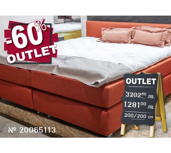 Скандинавско легло KING SIZE - 2