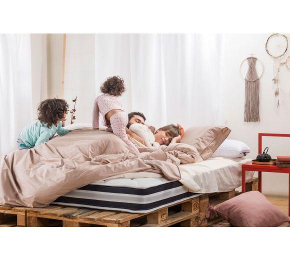 Спален комплект Amber Памучен сатен лукс Amber Breath - 2