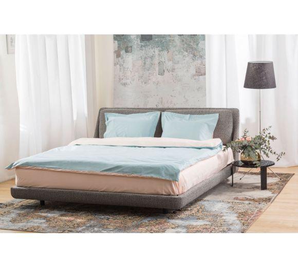 Спален комплект Amber Памучен сатен лукс Sapphire Dust - 2
