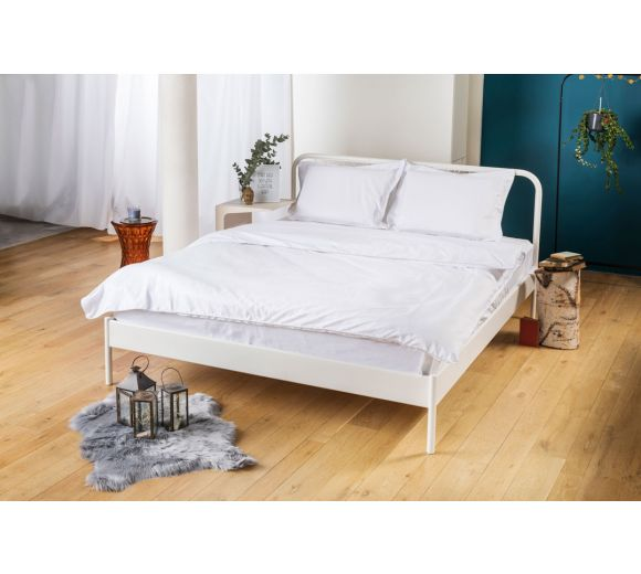 Спален комплект Amber Памучен сатен лукс Cotton Frost - 2