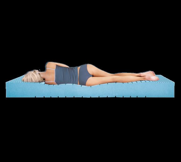 Sleep Genesis представя: двулицев матрак Body Zone - 4