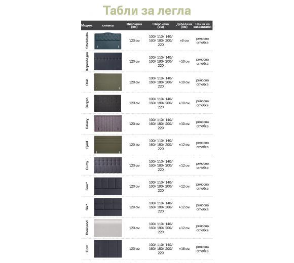 Основа Diva /Дива/ с 4 чекмеджета - 7