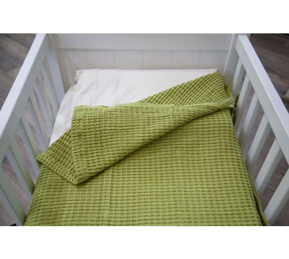 Бебешко памучно одеяло/ покривало - 2
