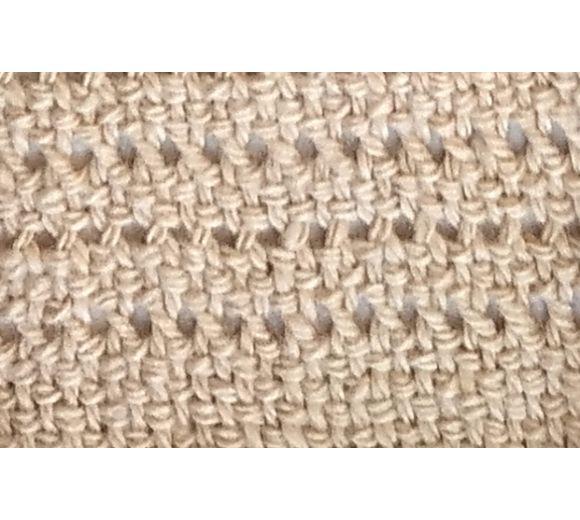 Памучно лятно ажурено одеяло в цветове - 5