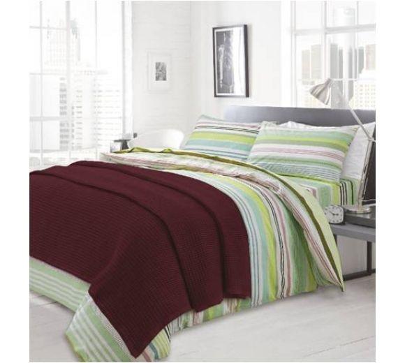Плетено одеяло Бордо
