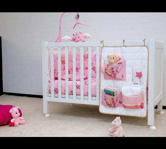 Органайзър за бебешко легло - 1