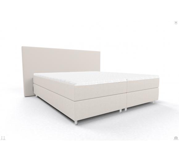 Black Friday Bed 200/210 OSLO OS BB PP ECRU - 1