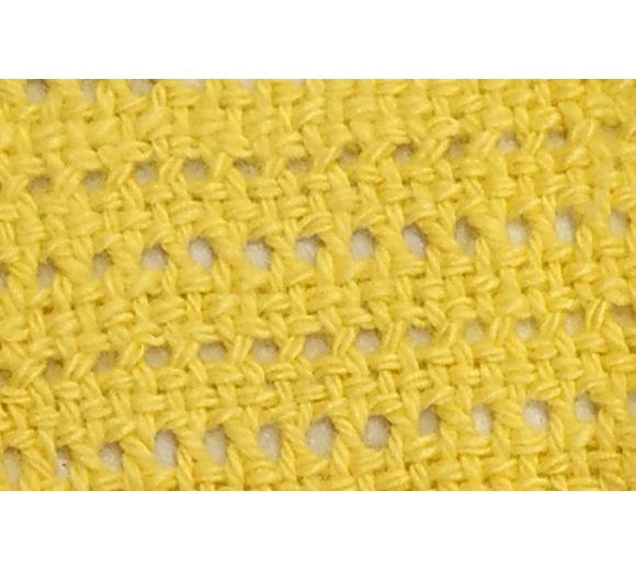 Памучно лятно ажурено одеяло в цветове - 6