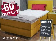 Скандинавско легло KING SIZE - 1t