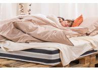 Спален комплект Amber Памучен сатен лукс Amber Breath - 3t