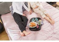 Спален комплект Amber Памучен сатен лукс Mystic Blush - 2t