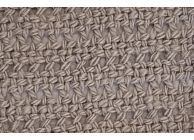 Памучно лятно ажурено одеяло в цветове - 4t