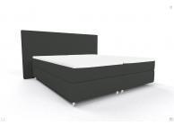 Bed 200/220 OSLO OS B P GREY - 1t