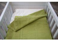 Бебешко памучно одеяло/ покривало - 2t
