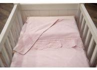 Бебешки спални комплекти с дантела - 2t