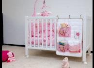 Органайзър за бебешко легло - 1t