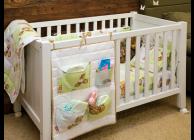 Органайзър за бебешко легло - 2t