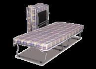 Сгъваемо легло Plain New - 1t