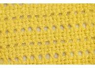 Памучно лятно ажурено одеяло в цветове - 6t