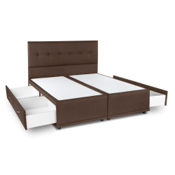 Comfort Supreme Bed Base with 4 drawers
