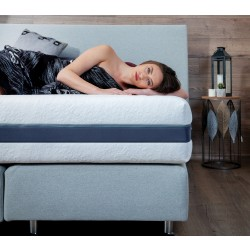 Luxurious Nuvola two-sided mattress