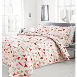 Bedding Set Modern Design - Pino Rose