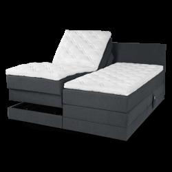 Polaris plus el Boxspring Bed