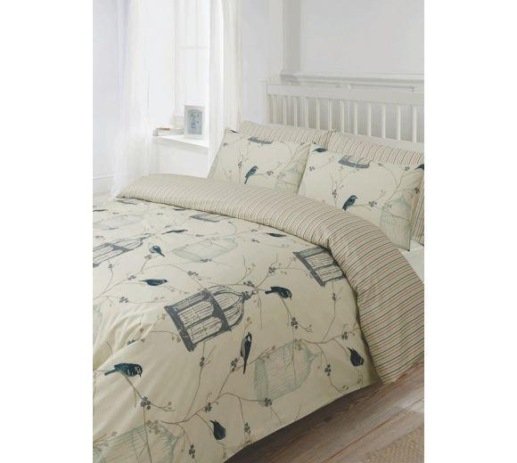 Bedding Set  Birdcage