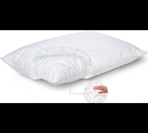 Goose Down Hybrid Pillow