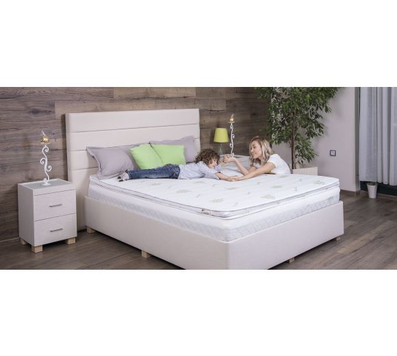 Aloe Memo Flex  mattress topper - 3