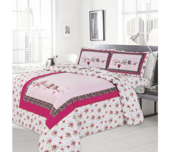 Bedding Set Modern Design - Little Owl