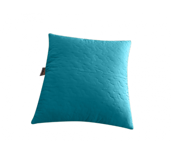 Decorative pillow for a blanket - 1