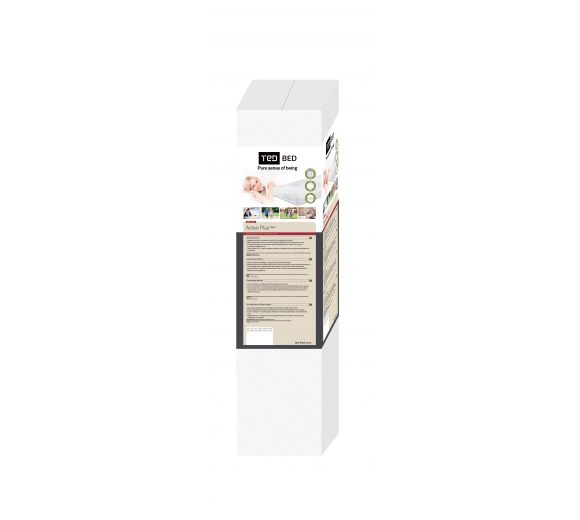 Active Plus, two-sided mattress OUTLET - 4