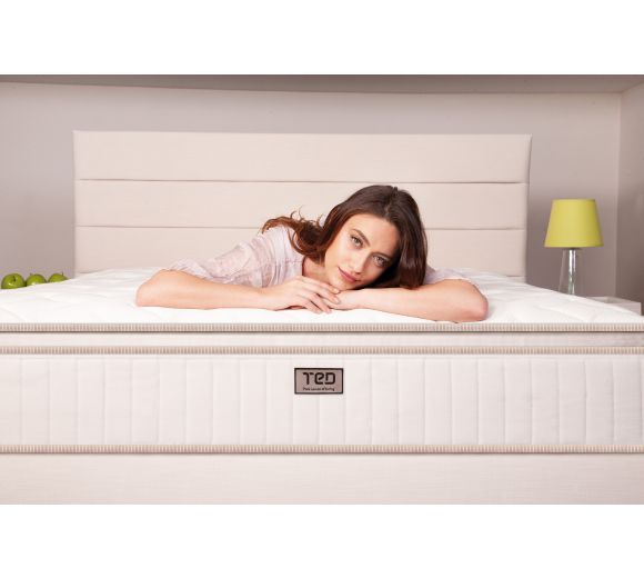 Luxurious two-sided CYDONIA mattress - 1
