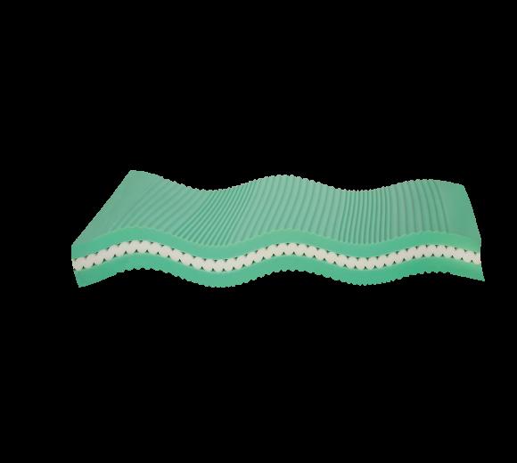Sleep Genesis presents: Ergo Disk orthopedic two-sided mattress - 8