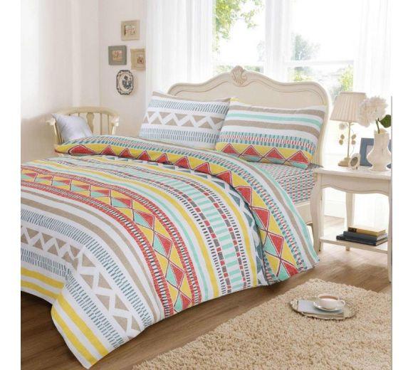 Ethno Stripe bedding set