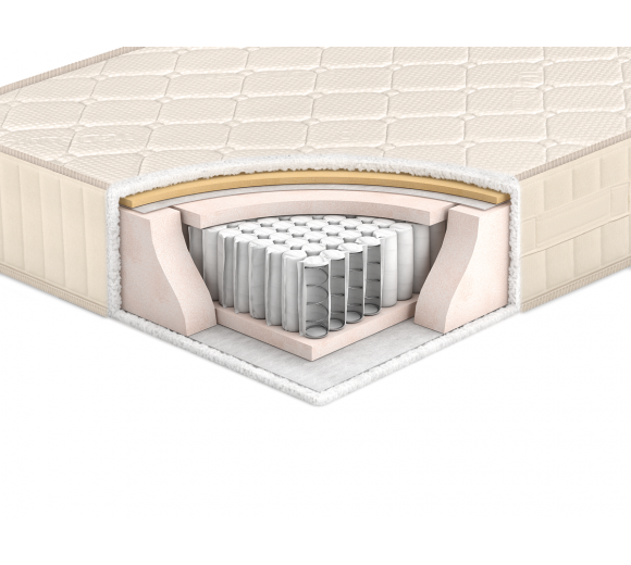FAVOURITE NOVA Orthopedic mattress - 3