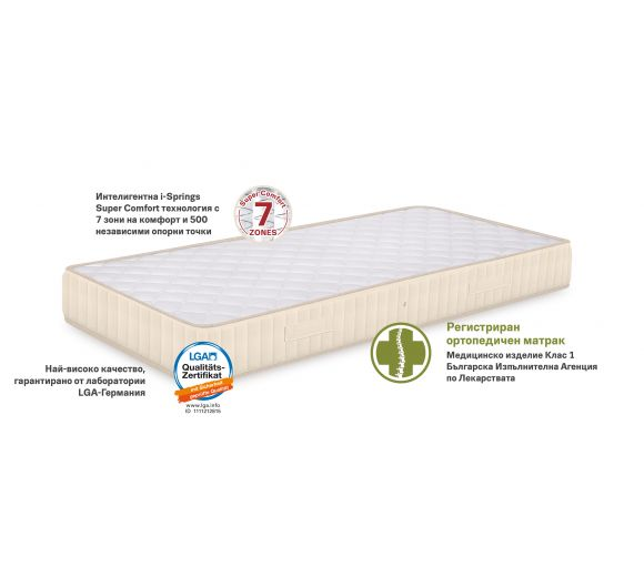 FAVOURITE NOVA Orthopedic mattress - 1