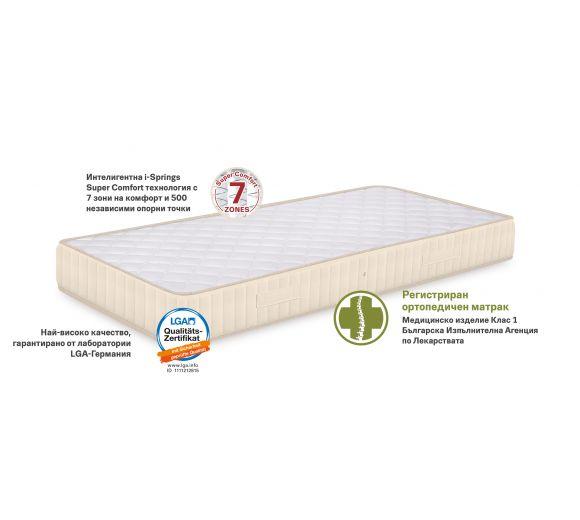 FAVOURITE NOVA Orthopedic mattress - 1