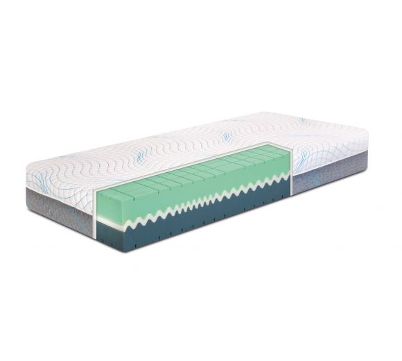 Sleep Genesis presents: Flex Fusion two-sided mattress - 7