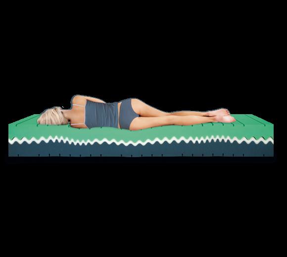 Sleep Genesis presents: Flex Fusion two-sided mattress - 2