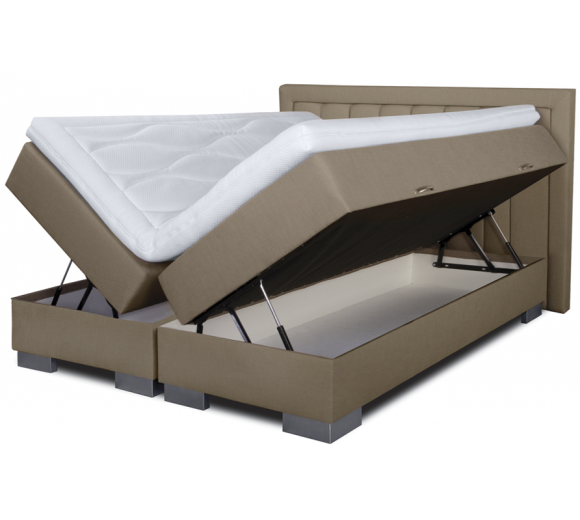 Galaxy Boxspring Bed - 2