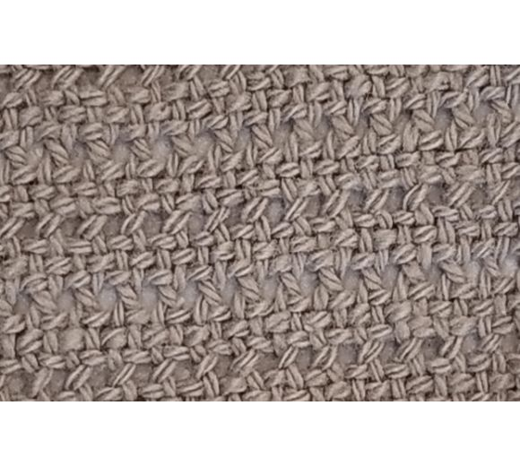 Knitted blanket, Graphite - 4