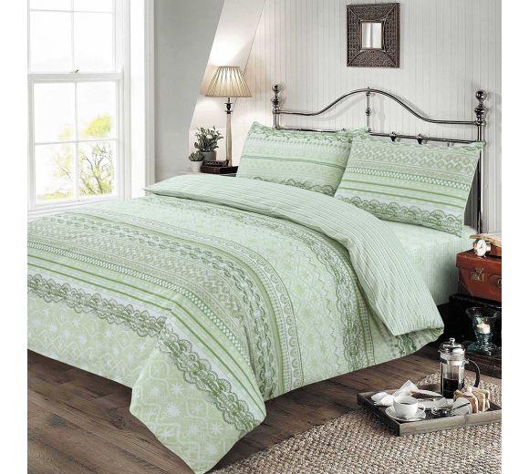 Green Dream bedding set