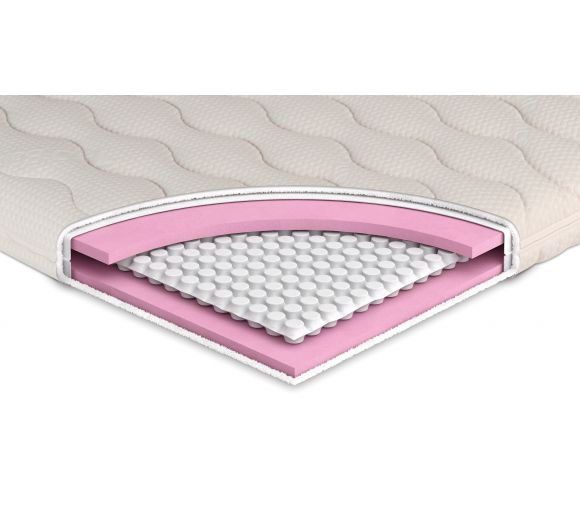 TOP i-Springs mattress topper - 1
