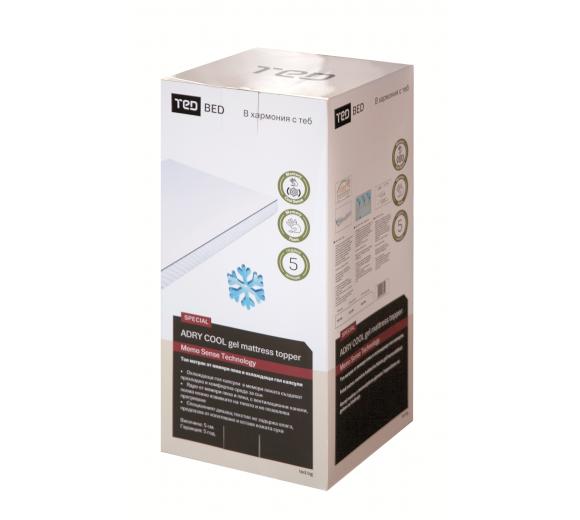 Adry Cool mattress topper - 3